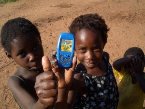 african cell phone